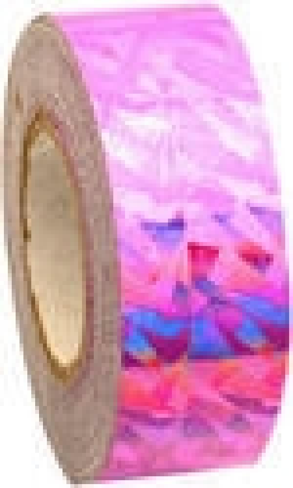 Nastro Adesivo Pastorelli New Crackle Metallizzato Rosa - 02293