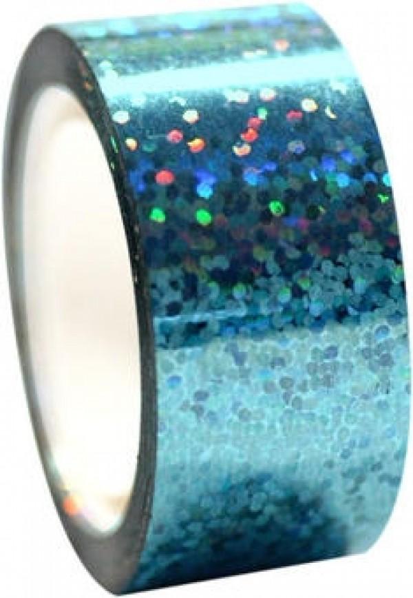 Nastro Adesivo Pastorelli Diamond Metallizzato Celeste - 00241