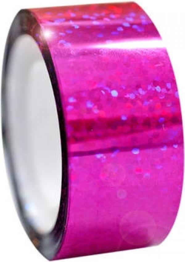 Nastro Adesivo Pastorelli Diamond Metallizzato Fucsia - 00249