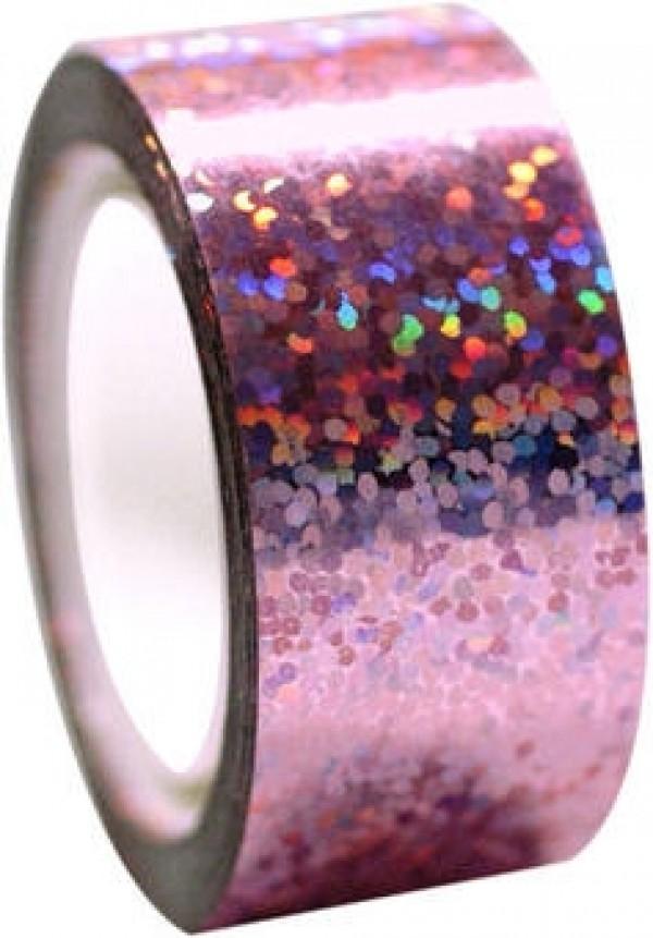 Nastro Adesivo Pastorelli Diamond Metallizzato Rosa - 00239