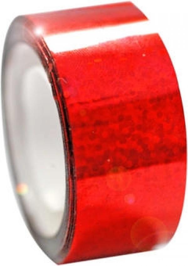 Nastro Adesivo Pastorelli Diamond Metallizzato Rosso - 00247