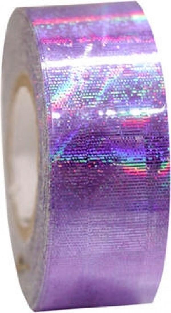 Nastro Adesivo Pastorelli Galaxy Metallizzato Lilla - 01578