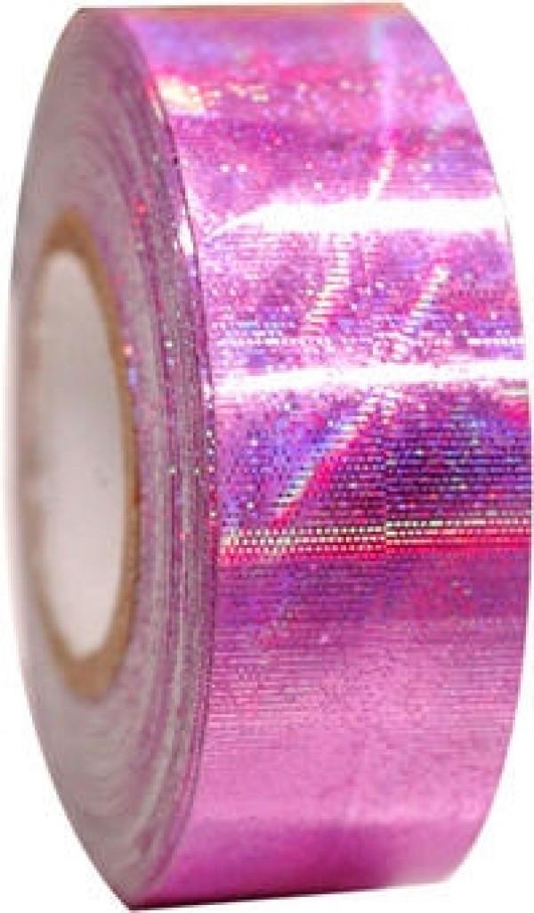 Nastro Adesivo Pastorelli Galaxy Metallizzato Rosa - 01579