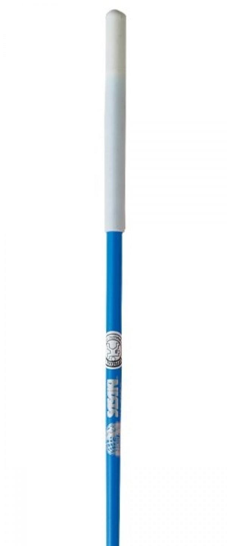 Bacchetta Sasaki Monocolore Imp. Bianca Col. Turchese 60 cm - M-700G TQBU