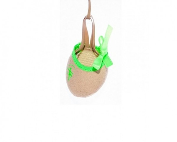 Mini Mezzapunta Portachiavi Cilluffo - Verde Fluo