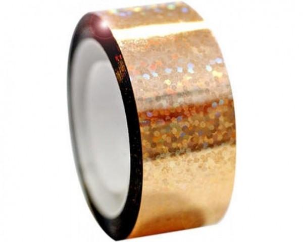 Nastro Adesivo Pastorelli Diamond Metallizzato Oro - 00242