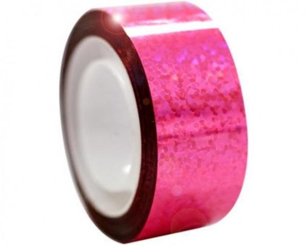 Nastro Adesivo Pastorelli Diamond Metallizzato Rosa Fluo - 00244