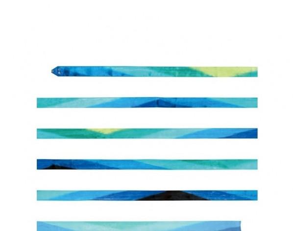 Nastro Chacott Multicolore 226 Blu Ferro 5 mt - FIG