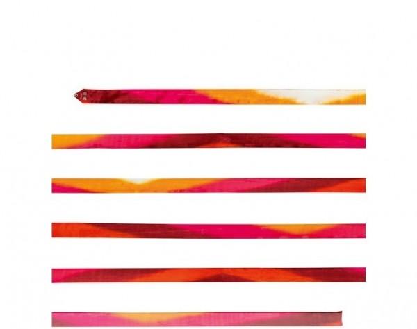 Nastro Chacott Multicolore 252 Rosso 6 mt - FIG