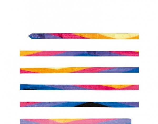 Nastro Chacott Multicolore 285 Vermiglio 5 mt - FIG