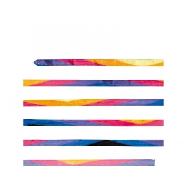 Nastro Chacott Multicolore 285 Vermiglio 6 mt - FIG