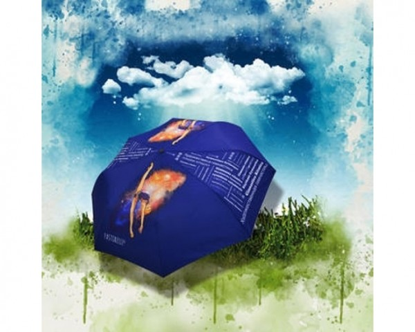 Ombrello Pastorelli Linea Freedom Blu - 03933