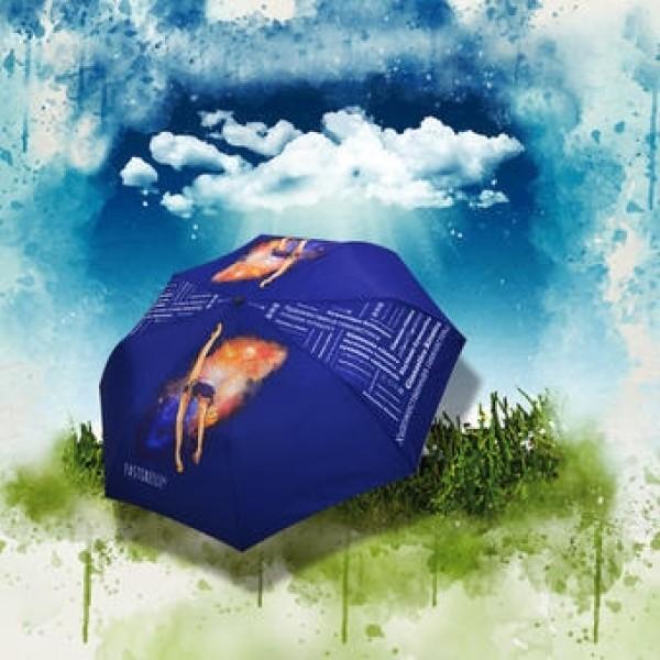 Ombrello Pastorelli Linea Freedom Blu
