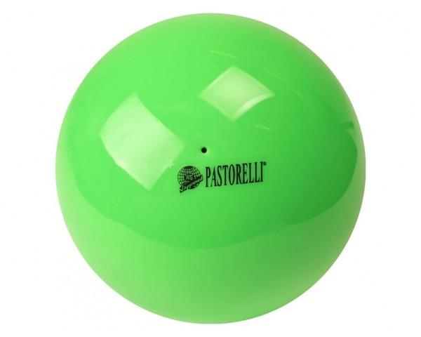 Palla Pastorelli diametro 18 cm New Generation Verde - 00010
