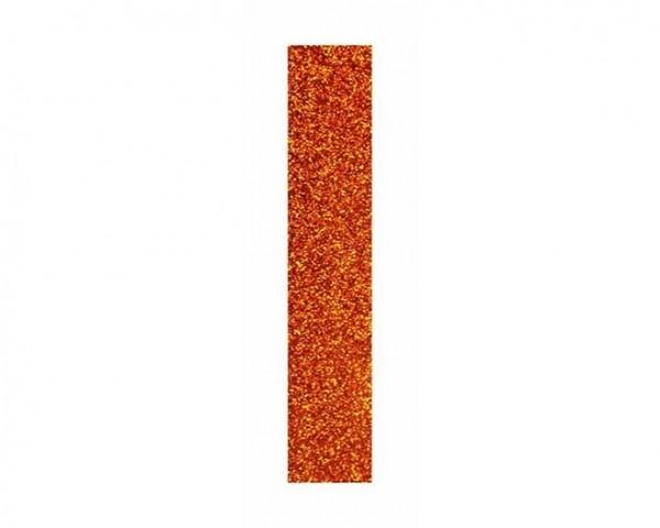 Striscia Adesiva Pastorelli Glitterata Arancione - 00272