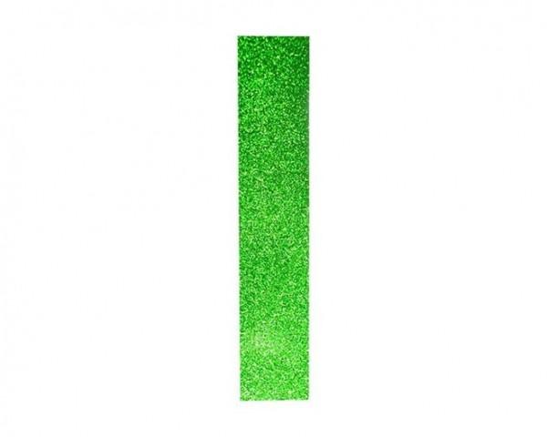 Striscia Adesiva Pastorelli Glitterata Verde Fluo - 00267