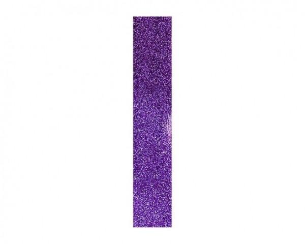 Striscia Adesiva Pastorelli Glitterata Viola - 00263