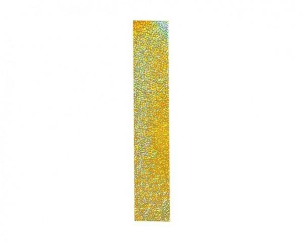 Striscia Adesiva Pastorelli Olografica Oro - 00261