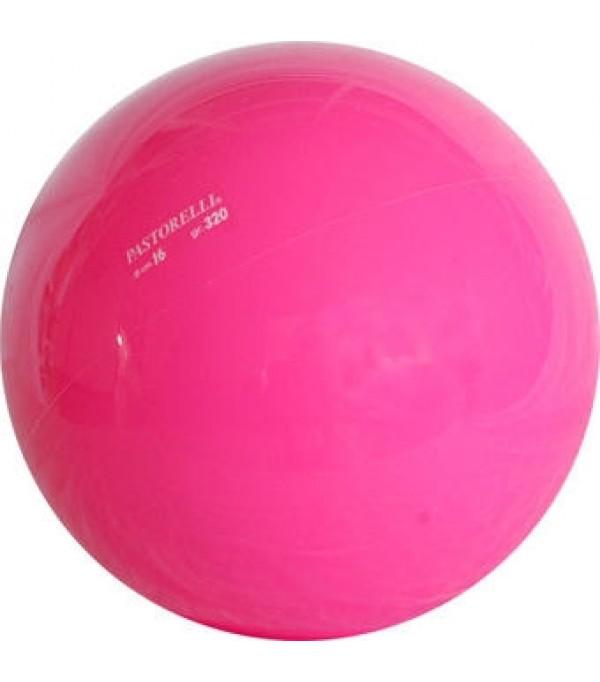 Palla Pastorelli diametro 16 cm Rosa Fluo - 00230