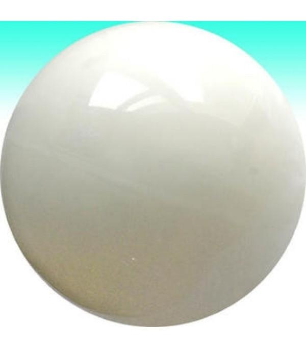 Palla Pastorelli diametro 18 cm New Generation Bianco - 00005
