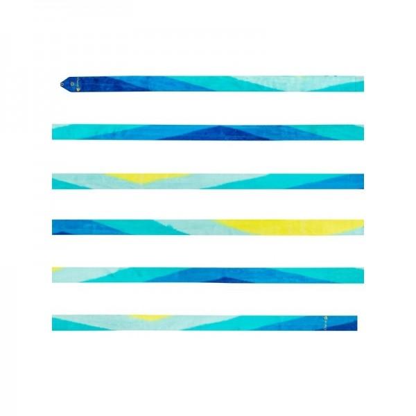Nastro Chacott Multicolore 228 Blu Cobalto 6 mt - FIG