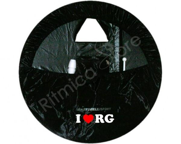 Portamultiattrezzi Nero I Love RG
